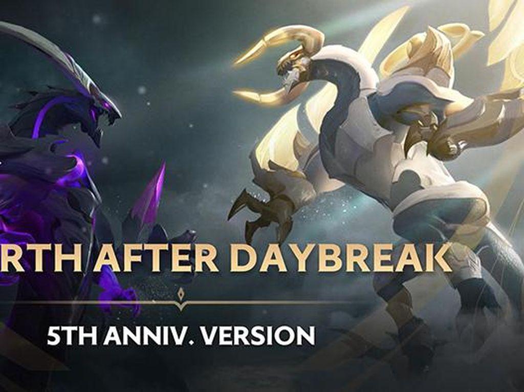 Update Menarik Segera Hadir di Arena of Valor Battlefield 4.0