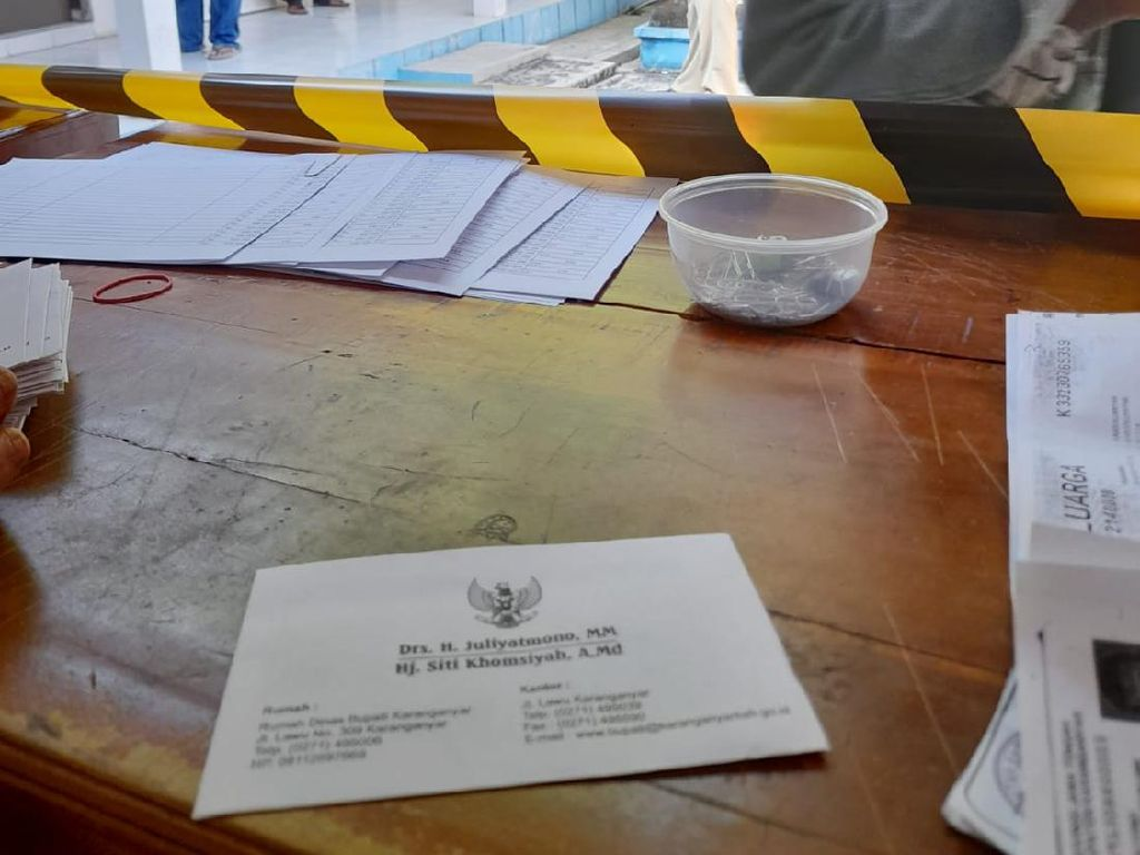 Heboh Istri Bupati Karanganyar di Amplop Bansos, DPRD Tegur Disdagnakerkop