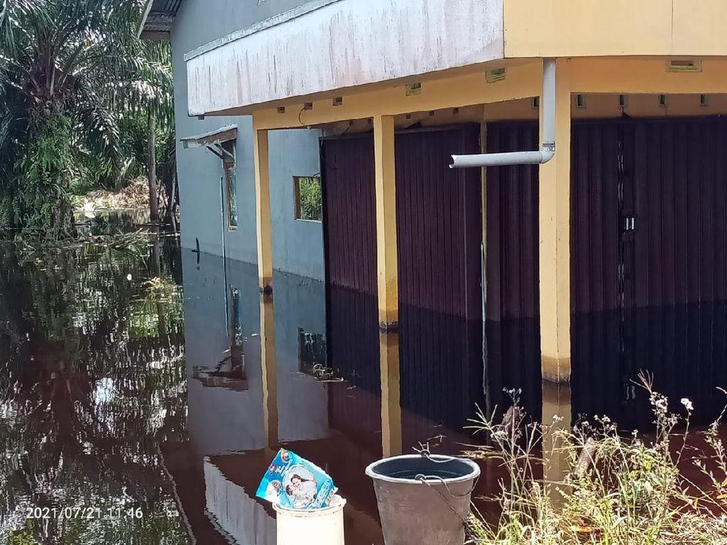 Mempawah Kalbar Sepekan Dilanda Banjir, 26.245 Jiwa Terdampak