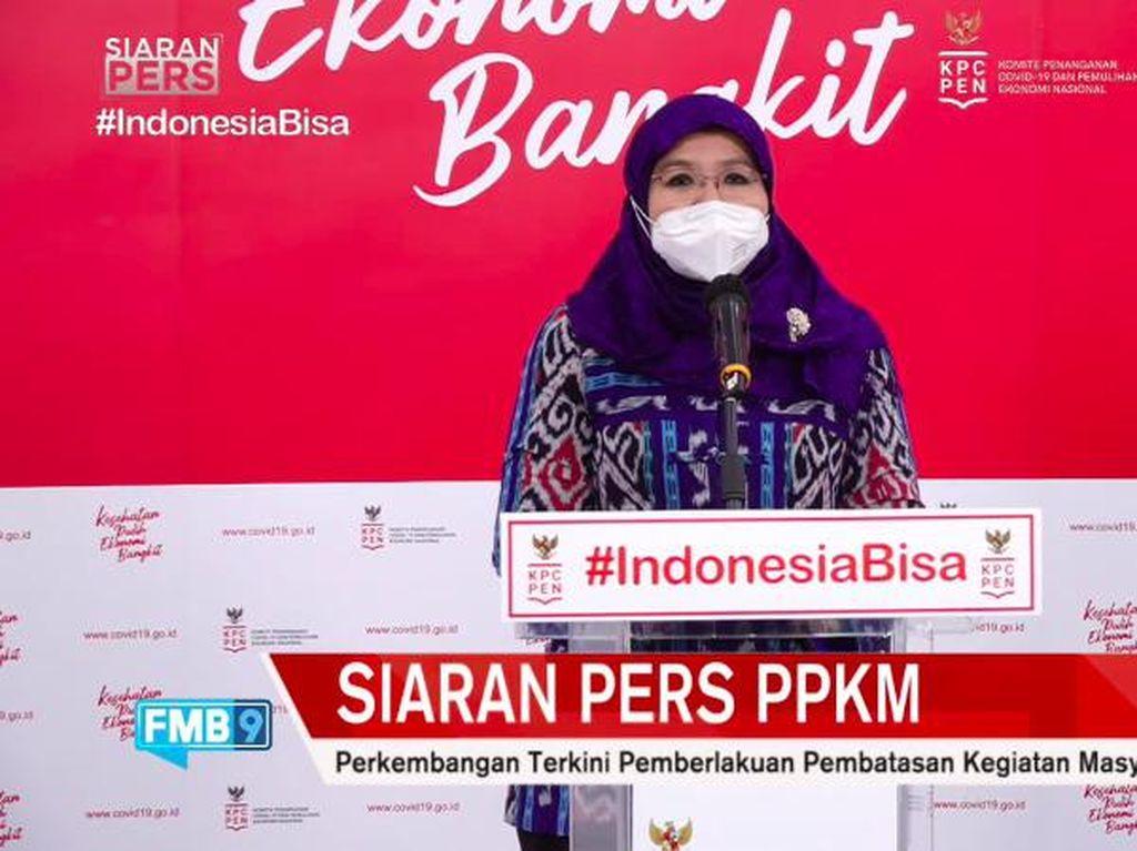 Kasus Covid-19 di Malaysia Meningkat, Kemenkes RI Ingatkan Prokes