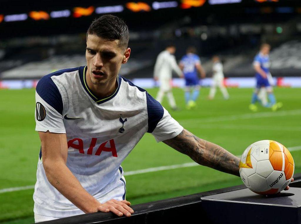 Tottenham Akan Tukar Erik Lamela dengan Gelandang Sevilla Bryan Gil