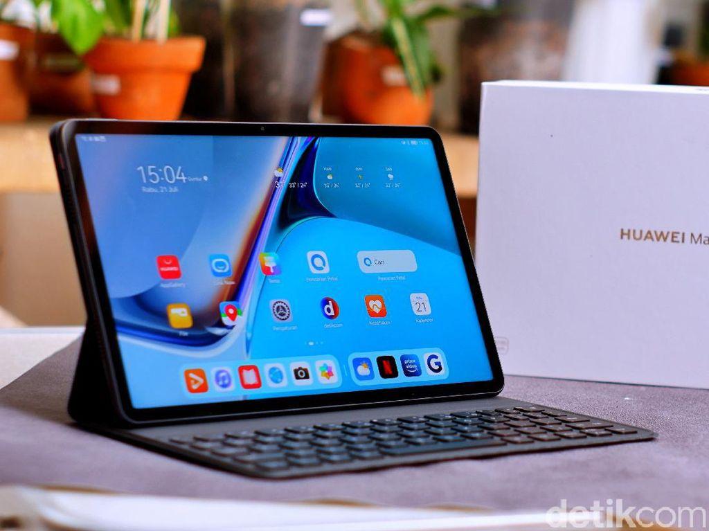 Hari Pertama Penjualan, Huawei MatePad 11 Terjual Ribuan Unit