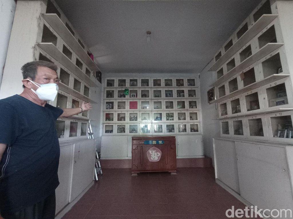 Krematorium di Cirebon Layani Ratusan Jenazah per Bulan Saat Pandemi