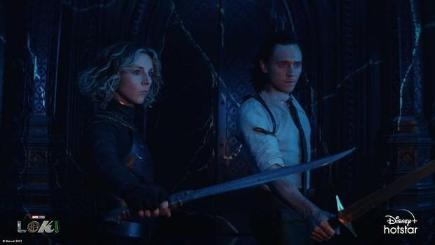 Loki dan Syvlie di episode terakhir