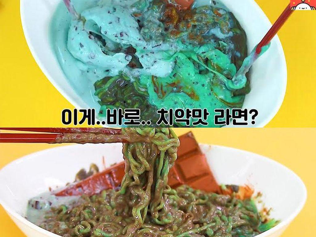 Mint Choco Sedang Populer di Korea, Ini 3 Kreasi Makanan Mint Choco Aneh