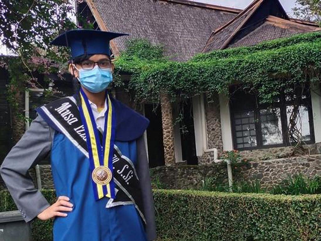 Musa Izzanardi Wijanarko, Wisudawan Termuda ITB yang Lulus di Usia 18 Tahun