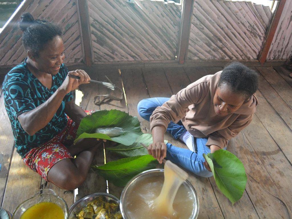 Mengenal Papeda untuk PON XX Papua