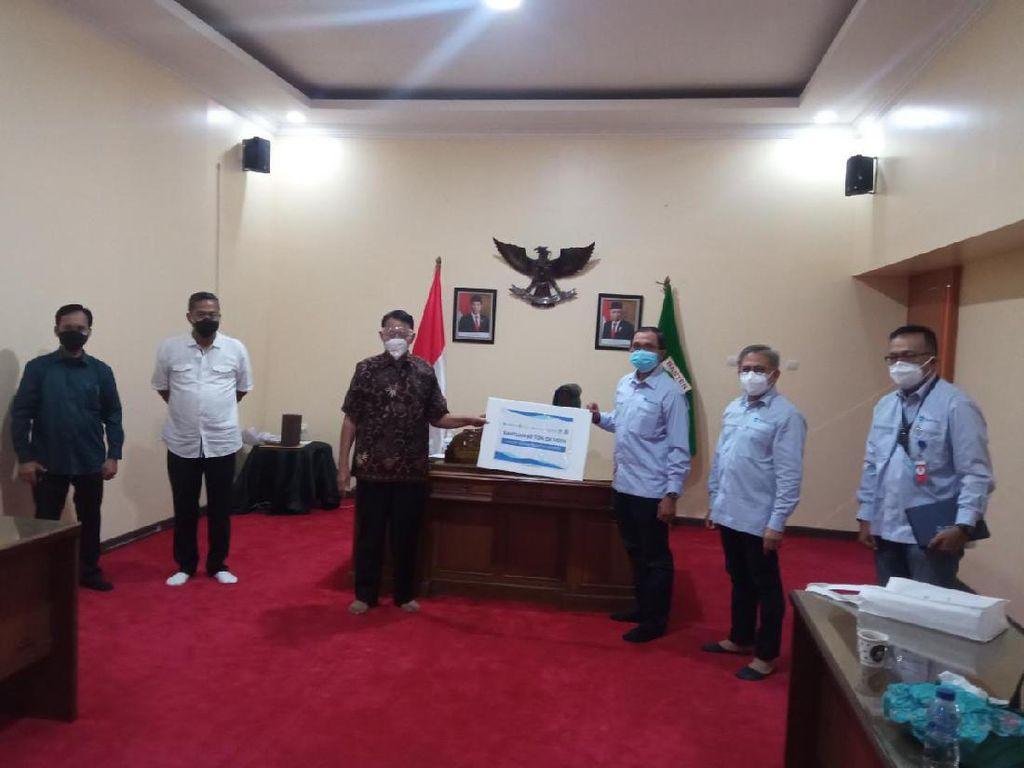 Pemprov Banten Gandeng Industri Sediakan Oksigen untuk Pasien Corona