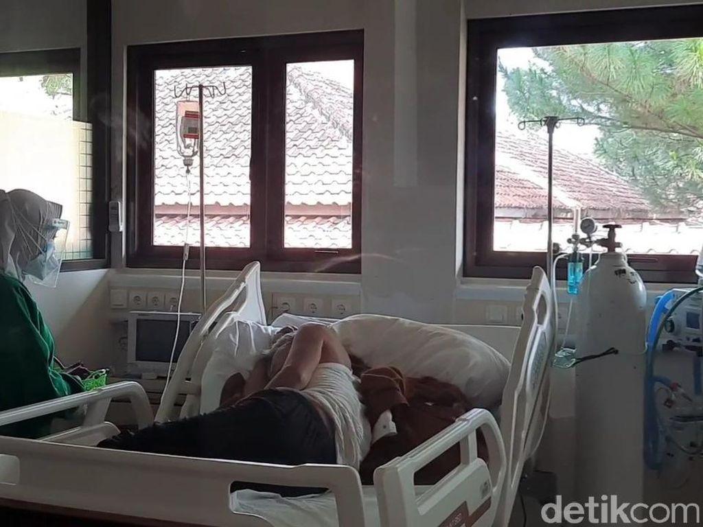 Ternyata Sudah 14 Pasien RS Holistik Purwakarta Meninggal Gegara Oksigen Habis