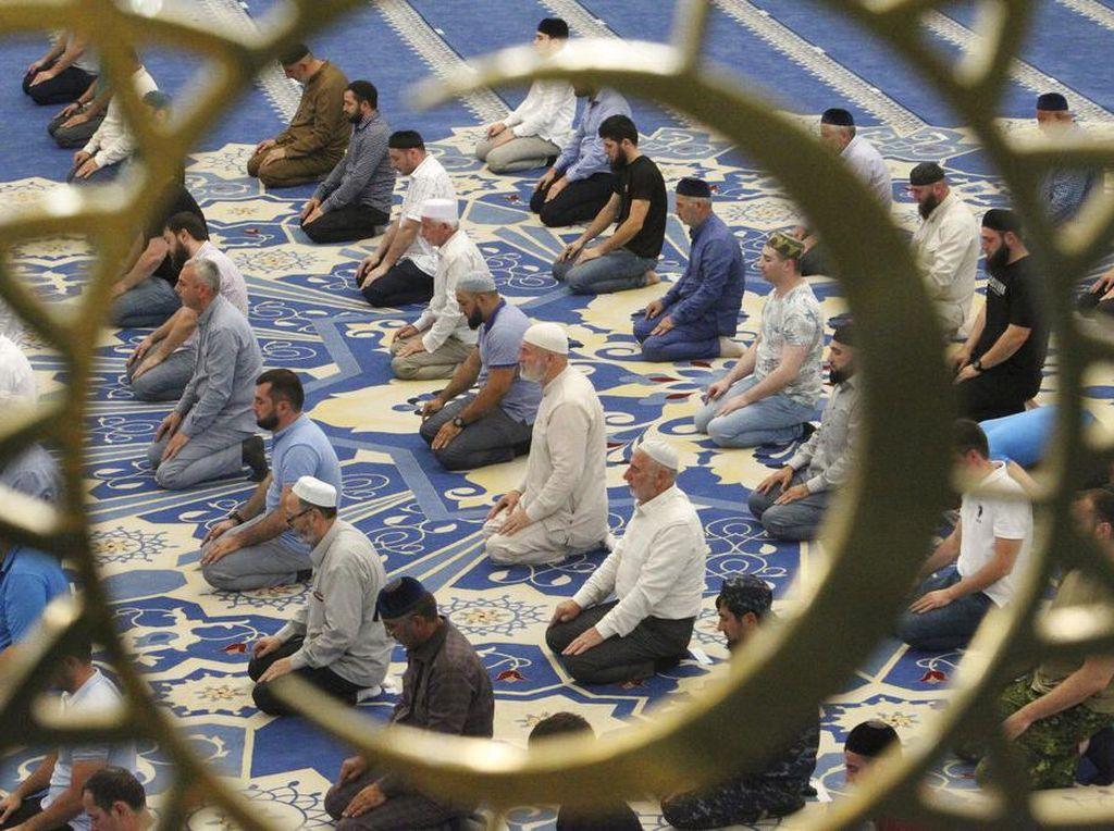 Semarak Suasana Perayaan Idul Adha di Rusia