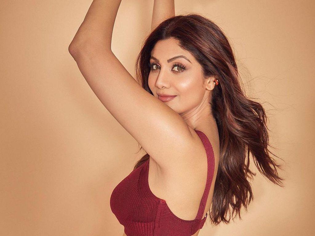 10 Potret Shilpa Shetty, Aktris India yang Terseret Kasus Video Porno Suami