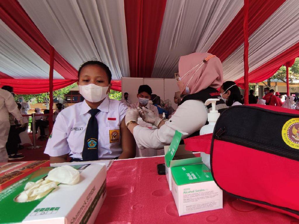 1 dari 7 Penderita COVID-19 Masih Usia Anak, BIN Kebut Vaksinasi Pelajar