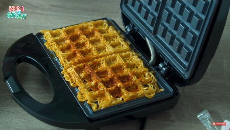 Waffle unik