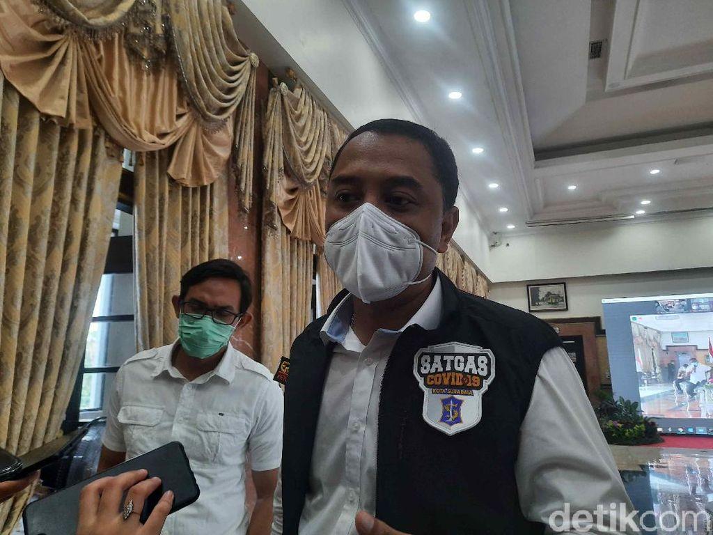 Pemakaman Prokes COVID-19 di Surabaya Turun, Sebelumnya 180 Kini 130 per Hari