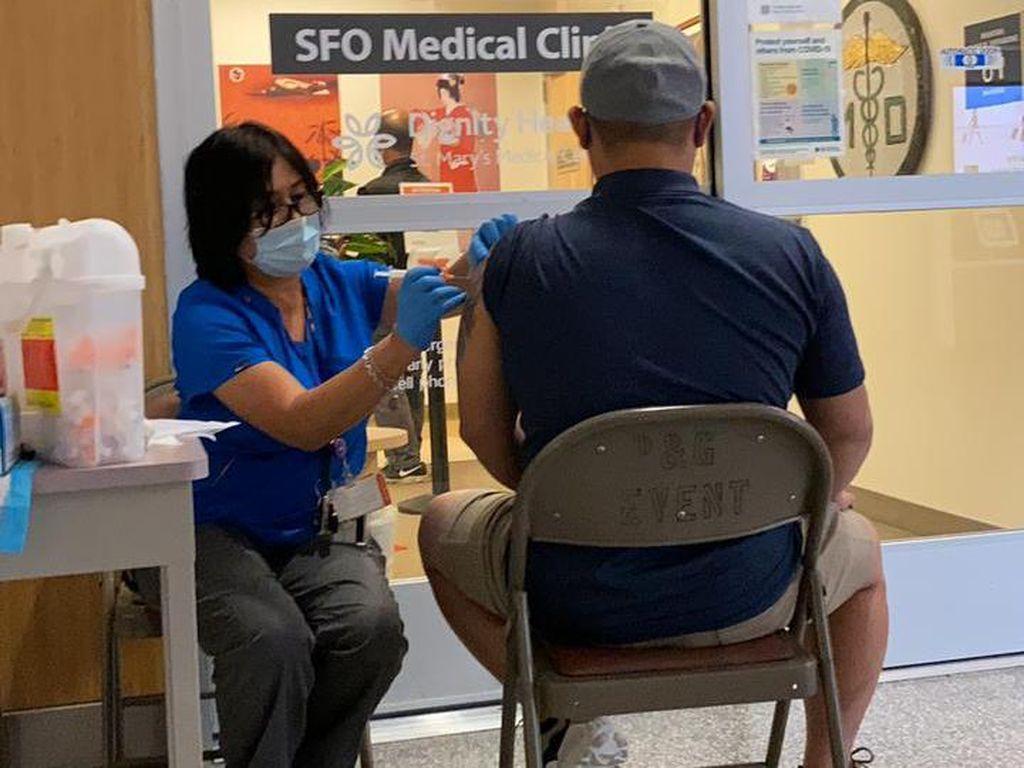 Kisah Traveler RI yang Ikut Wisata Vaksin ke AS, Sempat Khawatir Tapi Senang