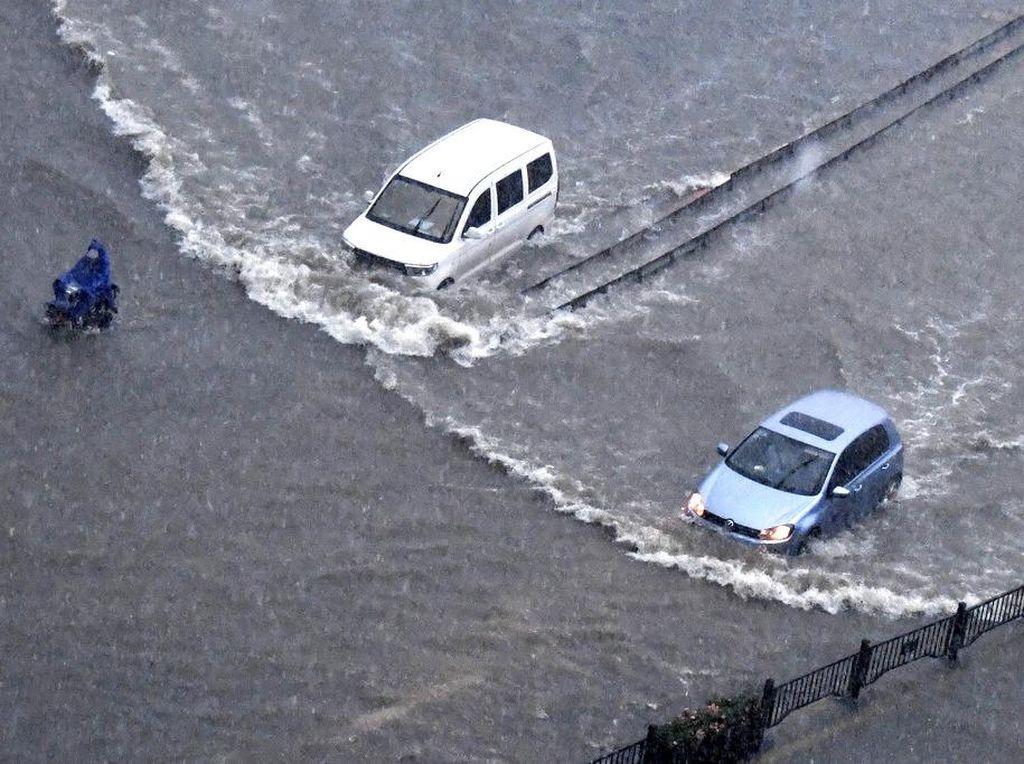 Banjir Besar di China, Proyek Infrastruktur Jadi Sorotan