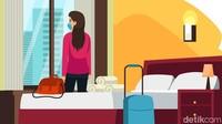 Daftar 72 Hotel untuk Karantina Pelaku Perjalanan Luar Negeri