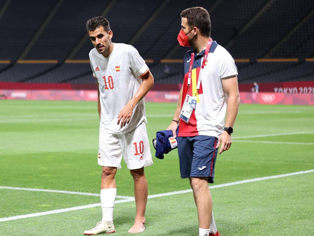 Olimpiade Tokyo: Ceballos & Mingueza Cedera, Terancam Pulang Duluan