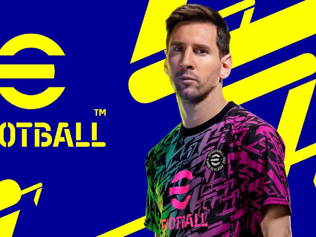 Selamat Tinggal PES, Konami Resmi Umumkan eFootball