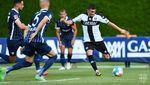 Foto: Penampakan Gianluigi Buffon dalam Balutan Jersey Parma Lagi