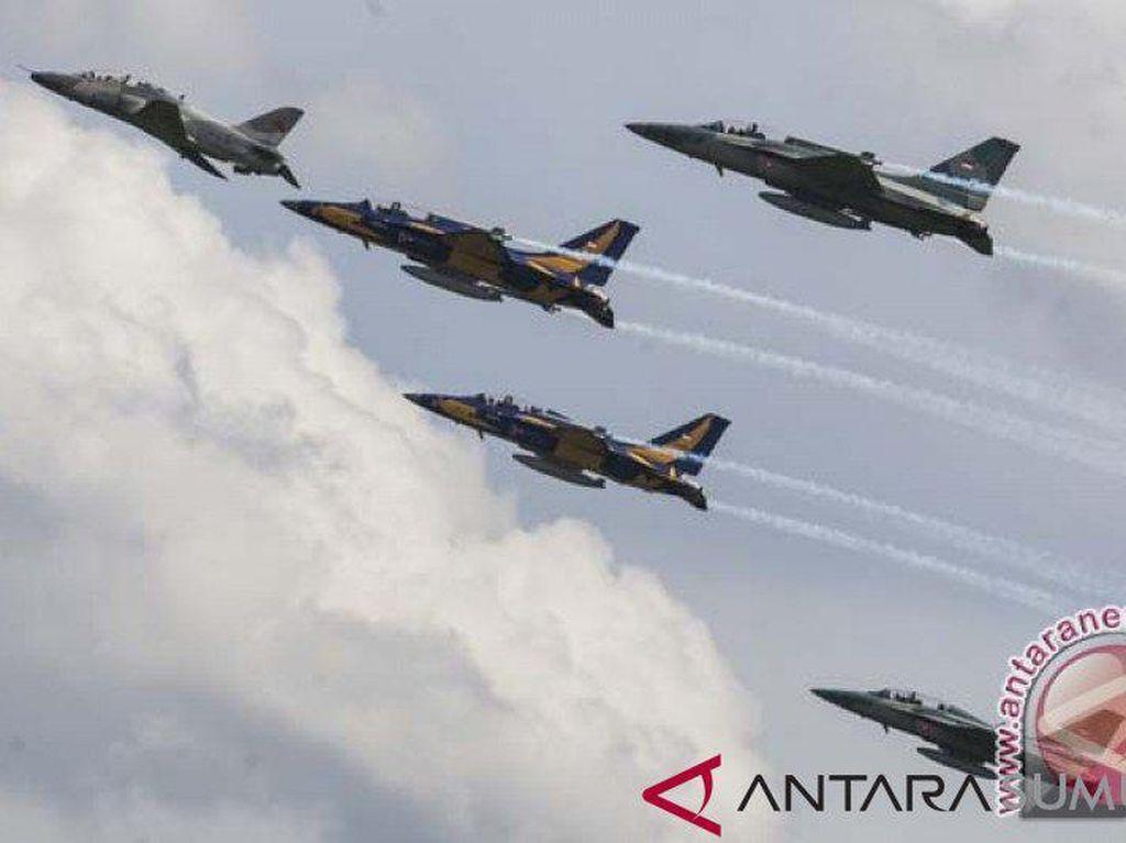 Kemhan Beli 6 Jet T-50i Golden Eagle dari Korea Selatan