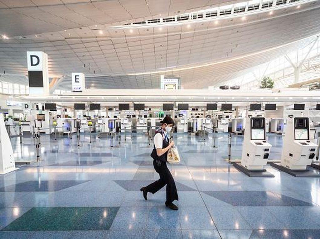 Ini Dia yang Bikin Bandara Haneda Raih Bintang 5 Soal Protokol Kesehatan