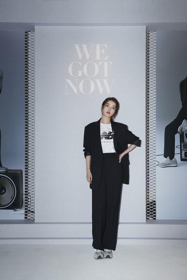 IU untuk kampanye New Balance 'We Got Now'/stardailynews.co.kr