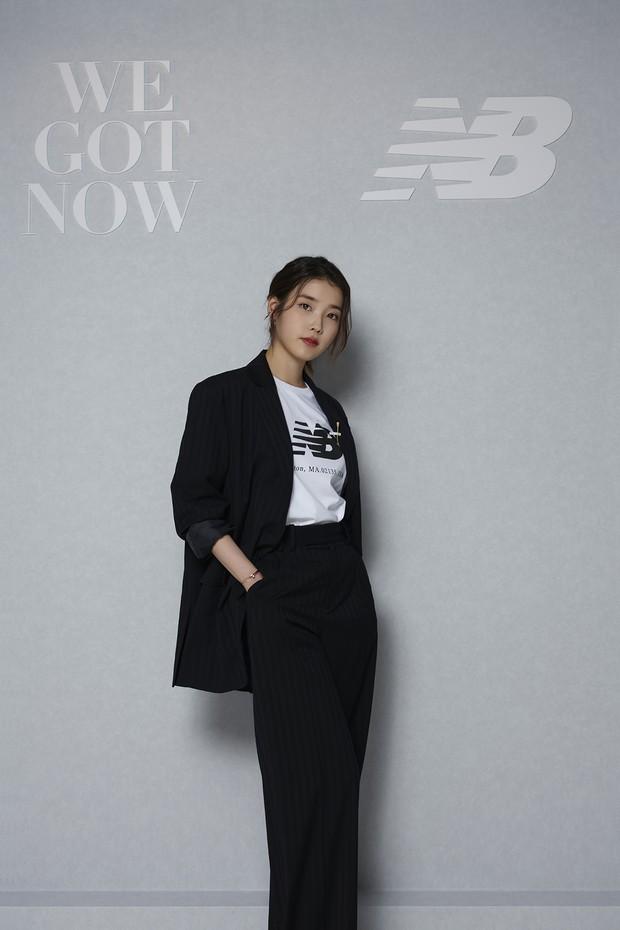 IU x New Balance/stardailynews.co.kr