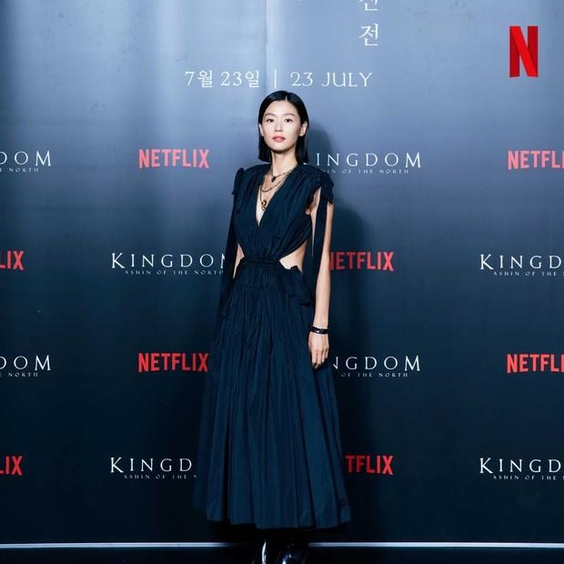 Jun Ji Hyun dalam Kingdom: Ashin of the North