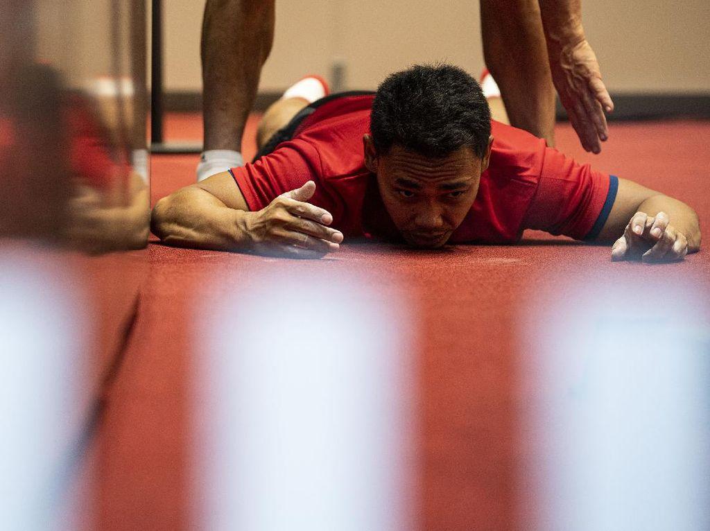 Menanti Aksi Lifter Eko Yuli Dkk Harumkan Indonesia di Olimpiade Tokyo
