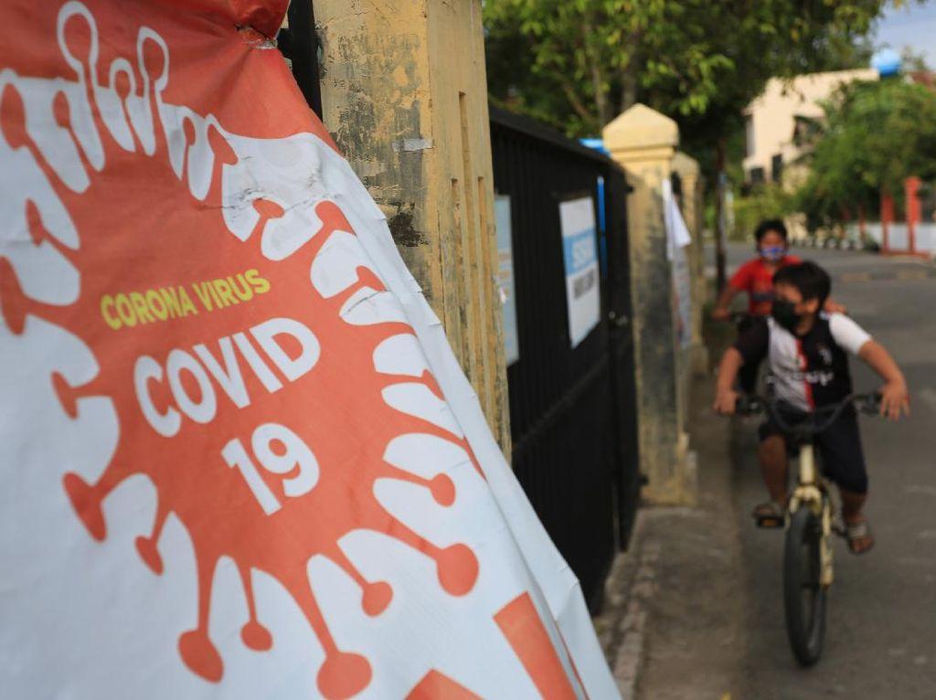 COVID-19 RI Tambah 1.390 Kasus Per 27 September, 118 Meninggal