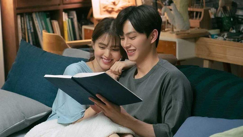 10 Potret Park Jae Eon dan Yu Na Bi di Nevertheless, Tak Sekedar Cinta Satu Malam
