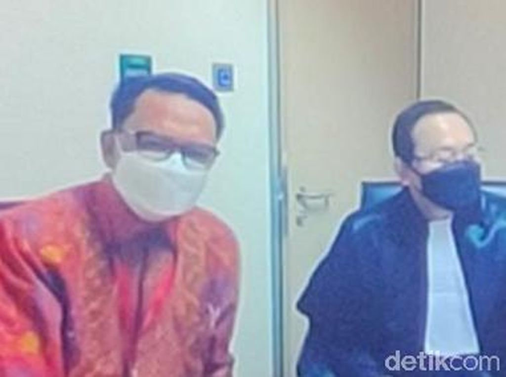 Sidang Suap Nurdin Abdullah, Jaksa KPK Hadirkan Saksi Kontraktor-Orang Bank
