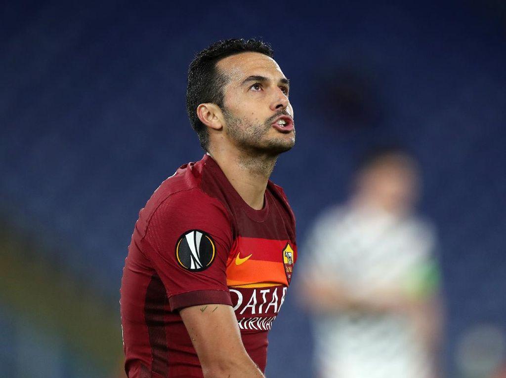 Tak Masuk Rencana Mourinho di Roma, Pedro Menyeberang ke Lazio?
