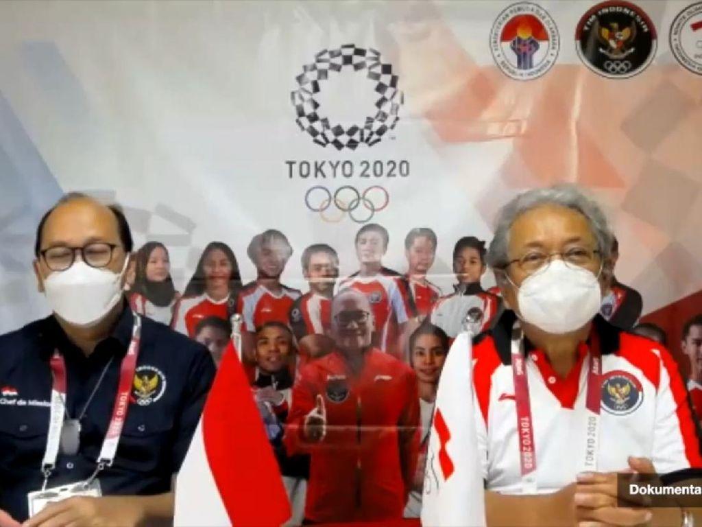 CdM Beberkan Konsep Defile Pembukaan Olimpiade Tokyo 2020