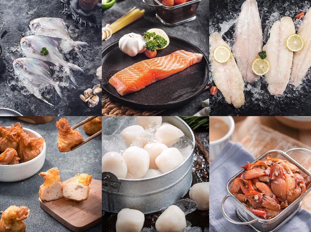 Kurangi Aktivitas di Luar, Beli Ikan Segar Bisa dari Rumah!