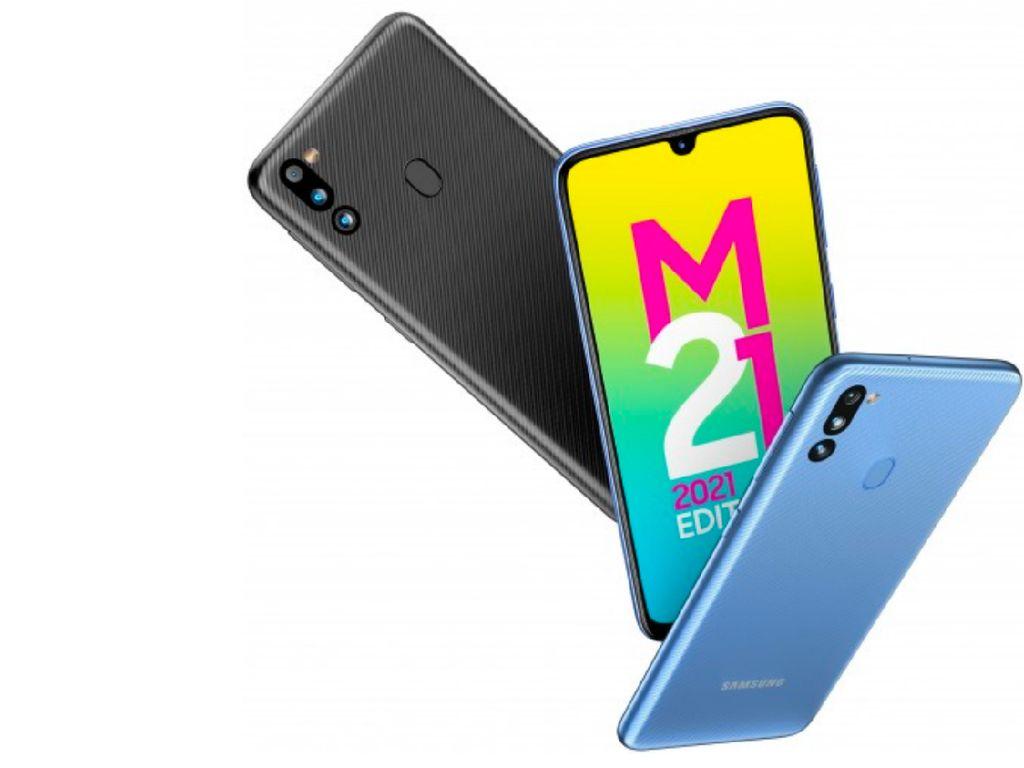 Samsung Rilis Galaxy M21 2021 Bawa Baterai Jumbo Harga Rp 2 Jutaan