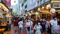 Corona Singapura Naik Berlipat Ganda Tiap Pekan, Kasus Sakit Parah Melonjak!