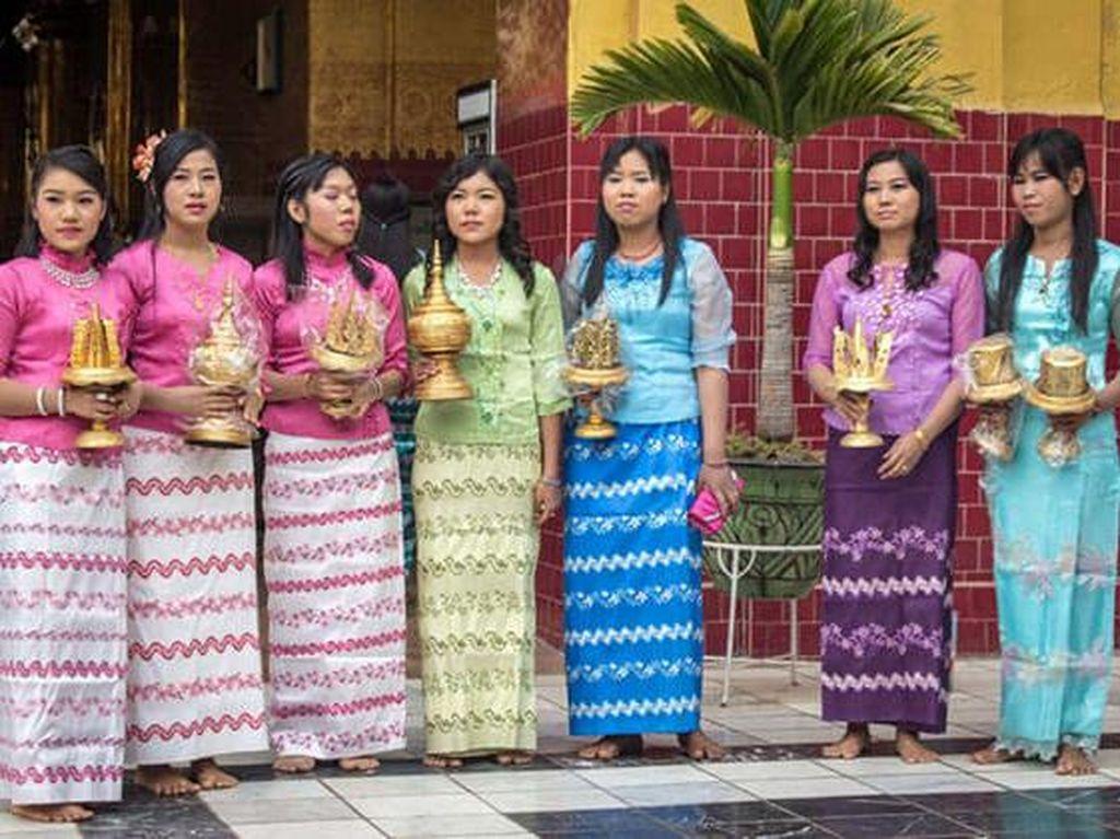 Suku Bamar, Suku Bangsa Terbanyak yang Hidup di Myanmar