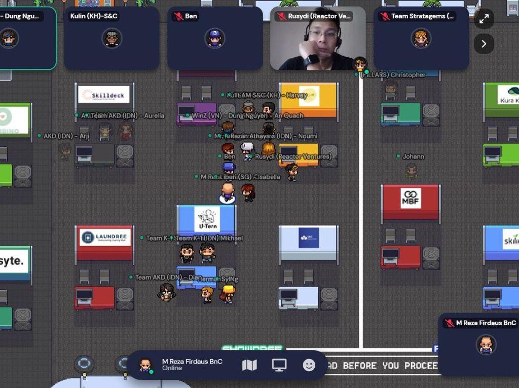 Telkom Bawa Startup Pelajar Go International