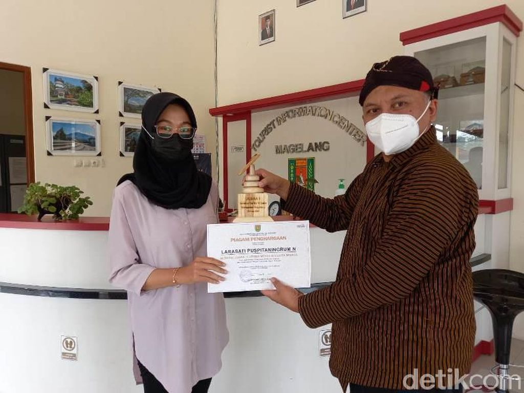 Wisata Terdampak Pandemi, Dinas Pariwisata Magelang Promosi via Lomba Menulis