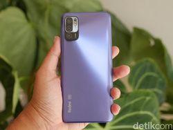 Harga dan Spesifikasi Redmi Note 10 5G