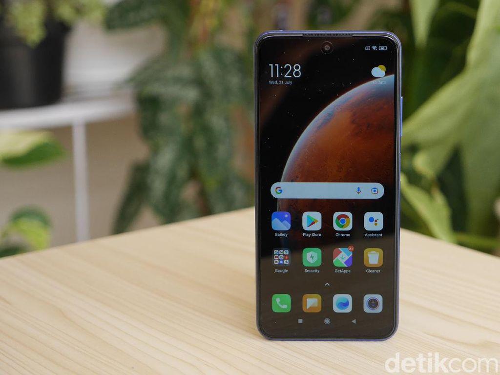 Redmi Note 10 5G Jawaranya 5G Harganya Rp 2 Jutaan