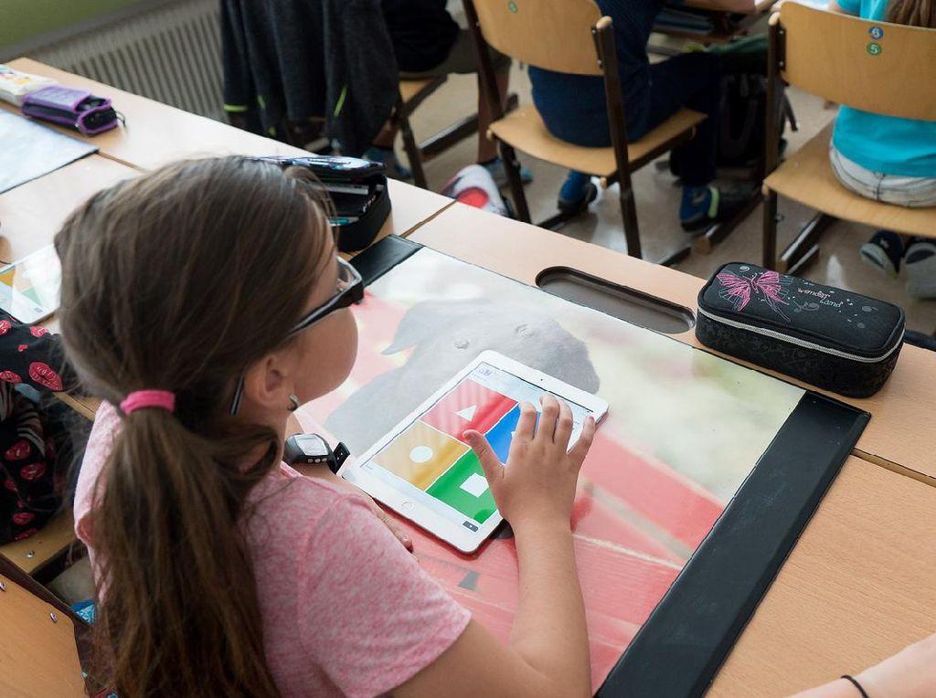 Teknologi Bisa Atasi Kemampuan Belajar Siswa Meski Ada PPKM