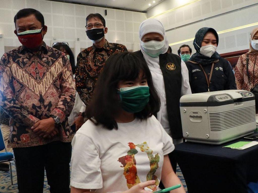 Bankjatim Gelar Vaksinasi COVID-19, Diikuti 30 Ribu Masyarakat