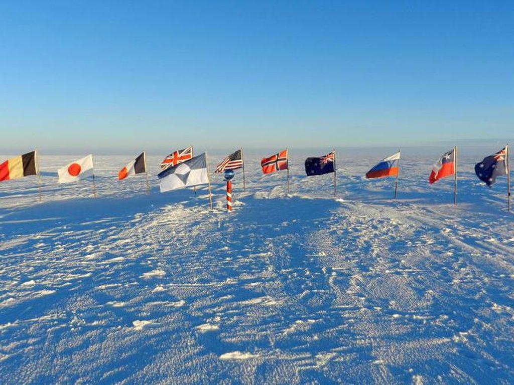 Apakah Antartika Adalah Sebuah Negara?