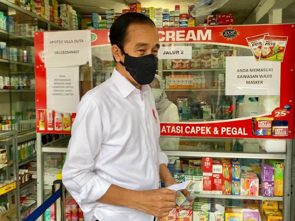 Kosong di Apotek, Ini Fungsi Sederet Obat COVID-19 yang Dicari Jokowi