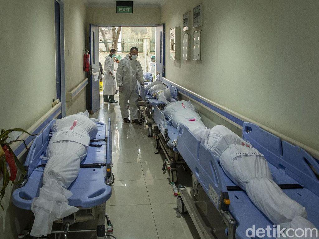 Pasien COVID Wafat di RS Mendadak Lebih Cepat, Menkes Ungkap Sebabnya