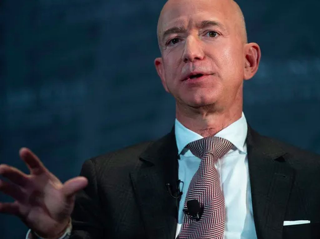 Imbas Beri Kontrak ke SpaceX Elon Musk, NASA Digugat Jeff Bezos