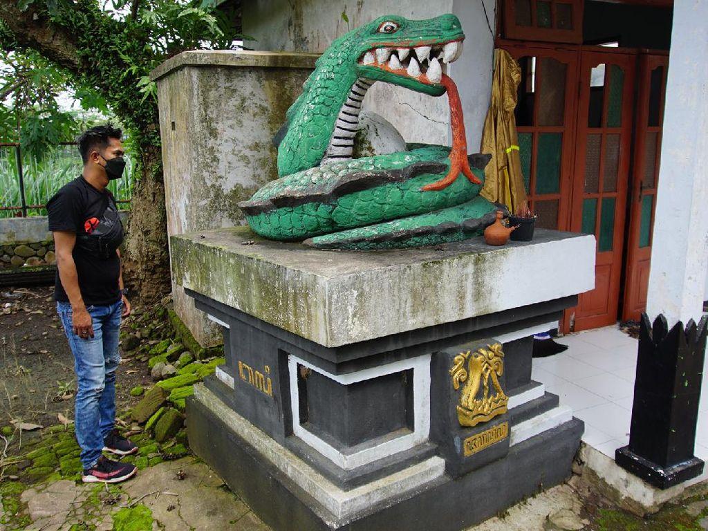 Kisah Terpendam Situs Kubur Jago, Ayam Dierami Ular Menangkan Sayembara Majapahit